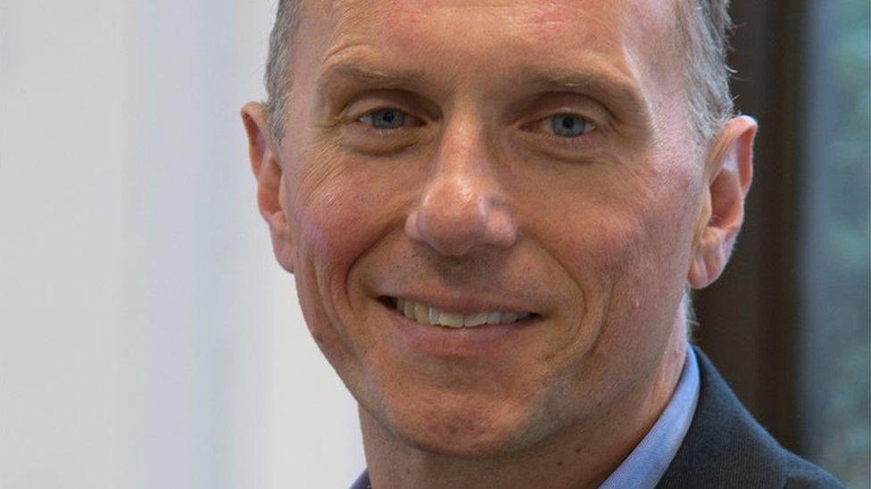 Former TripAdvisor reviewer Kurt Weideling