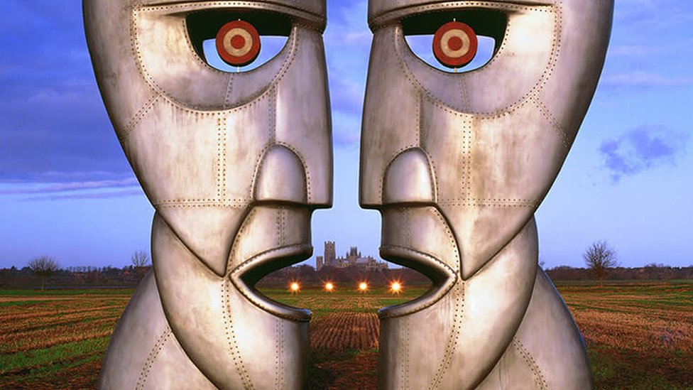 BBC News - Storm Thorgerson: Pink Floyd artist's work goes on show