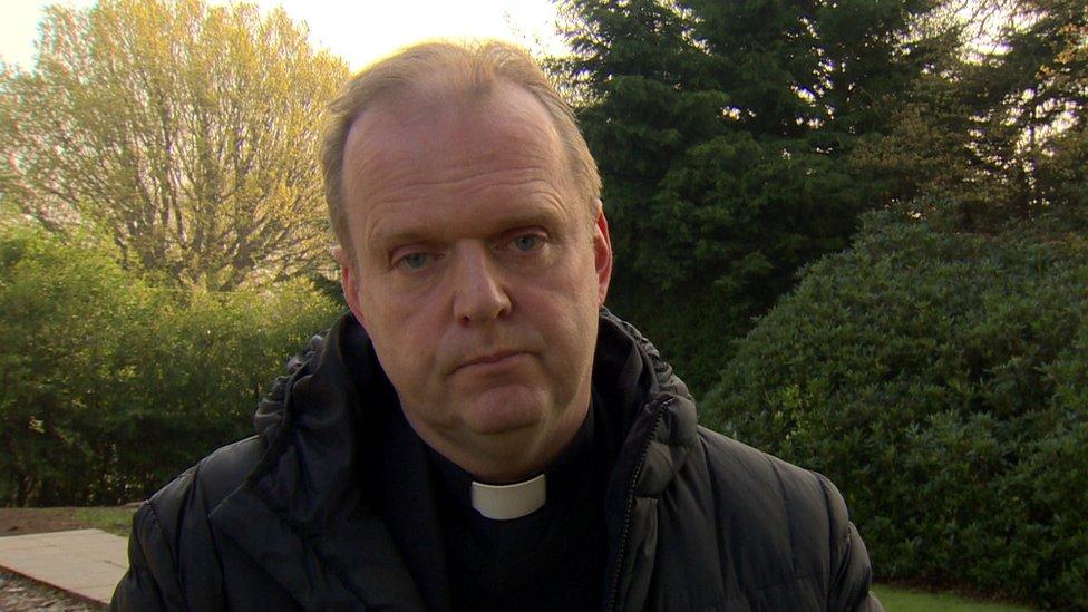 Fr Joe Gormely