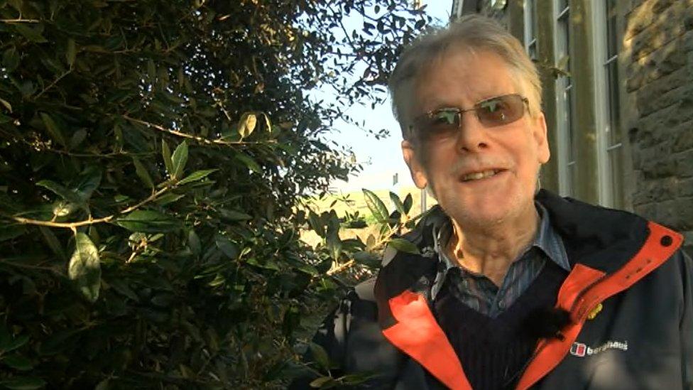 Dr Dyfed Elis Gruffydd