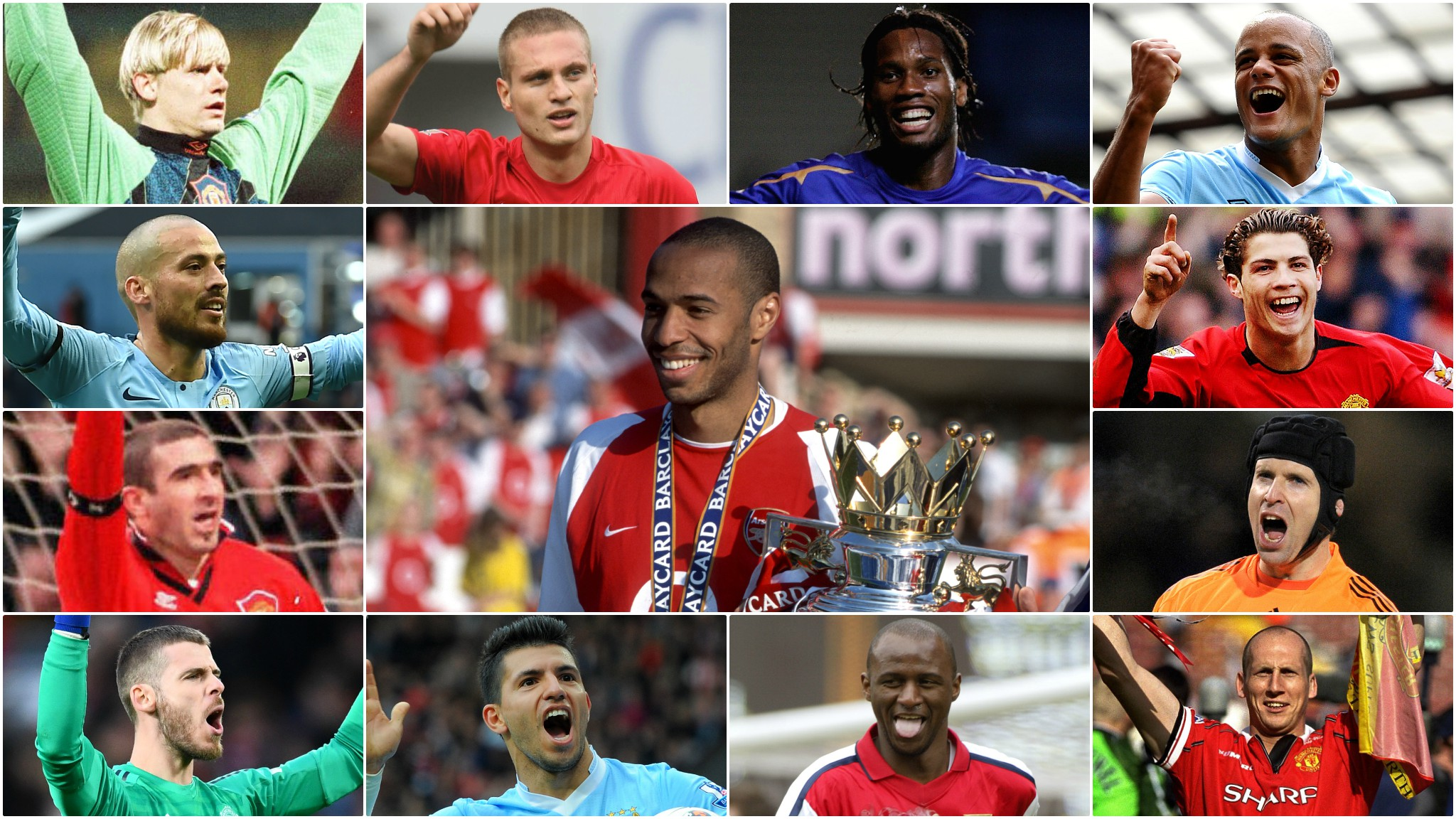 Premier League: Vote result for best overseas player in English top flight