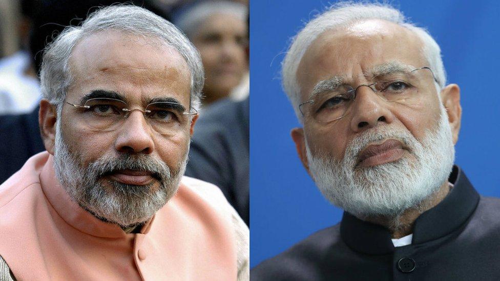 क्या वाक़ई प्रधानमंत्री नरेंद्र मोदी मशरूम खाकर गोरे हुए हैं?