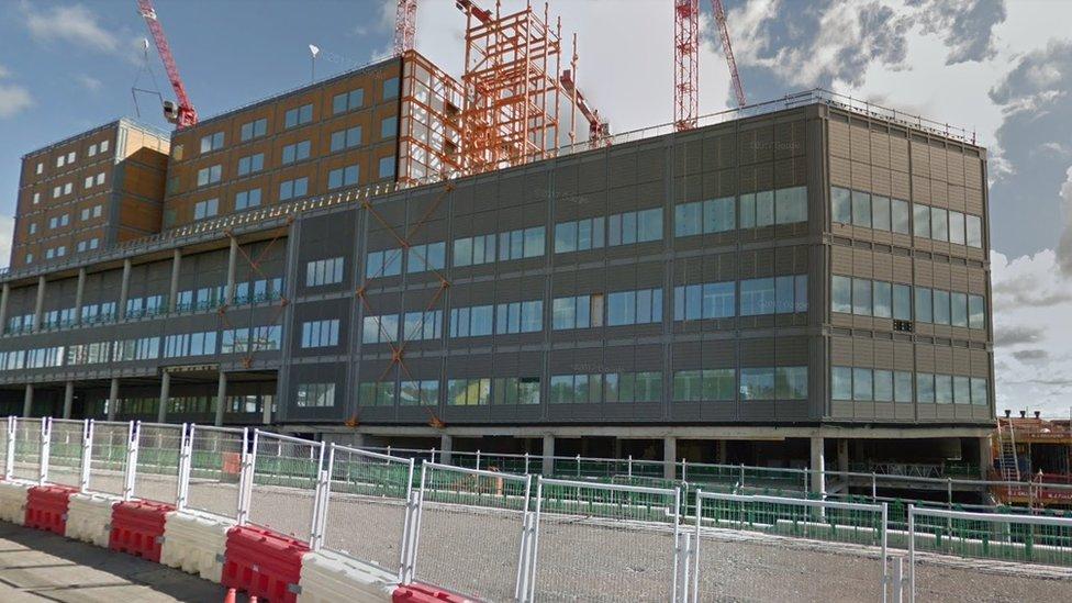 Stalled £350m Smethwick hospital build to resume