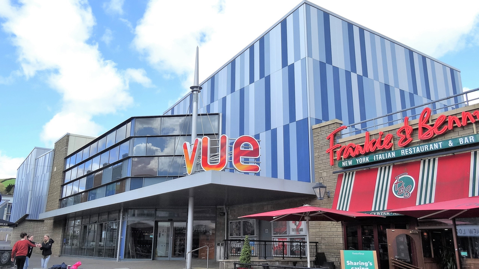 Parents' rage as Carmarthen Vue cinema charges 'double'