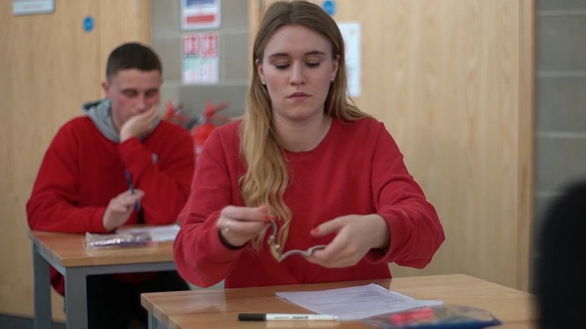 Watch ban imposed at GCSE and A-level exams