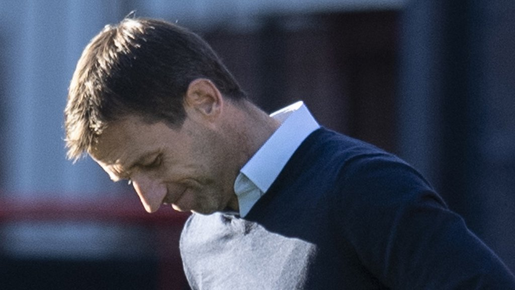Neil McCann: Dundee manager leaves role after 18 months in charge
