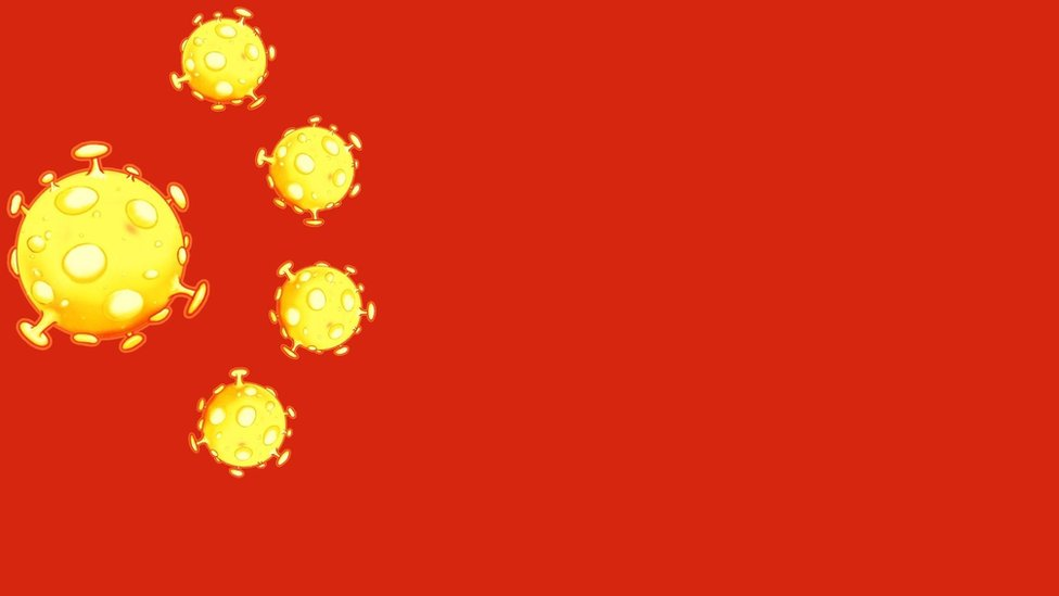 Players have criticised the game's graphics for resembling the Chinese flag.