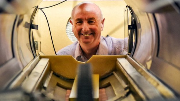 New scanner 'like 100 MRIs in one' developed in Aberdeen