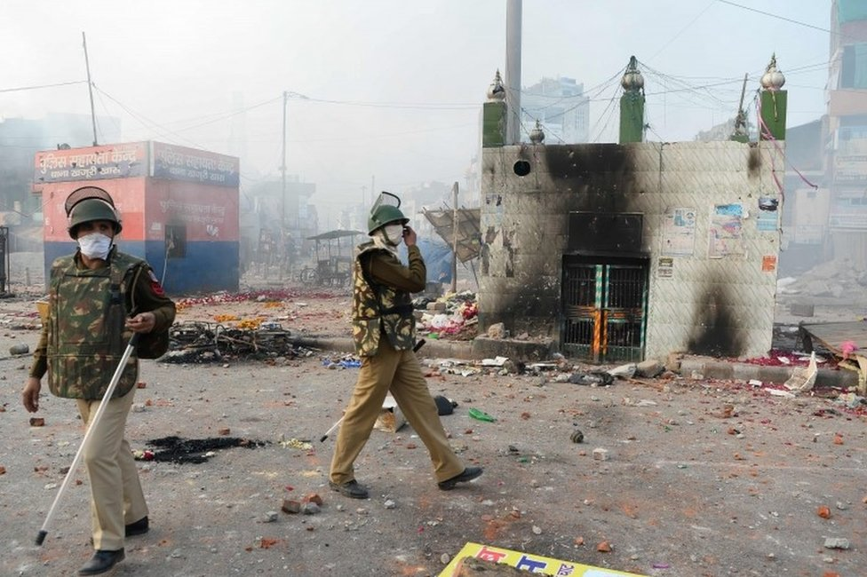 Delhi 2020 religious riots: Amnesty International accuses police of rights abuses thumbnail