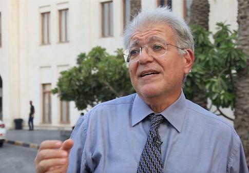 إبراهيم نونو - مسؤول الجالية اليهودية في البحرين