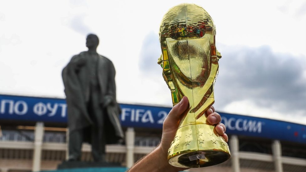 """Muchos definen este mundial como """"el más innovador"""" de todos los campeonatos de fútbol hasta la fecha."""