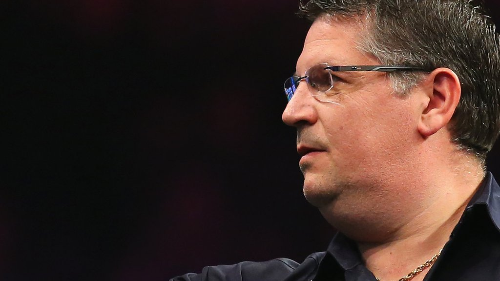 Premier League Darts: Gary Anderson completes line-up for play-offs