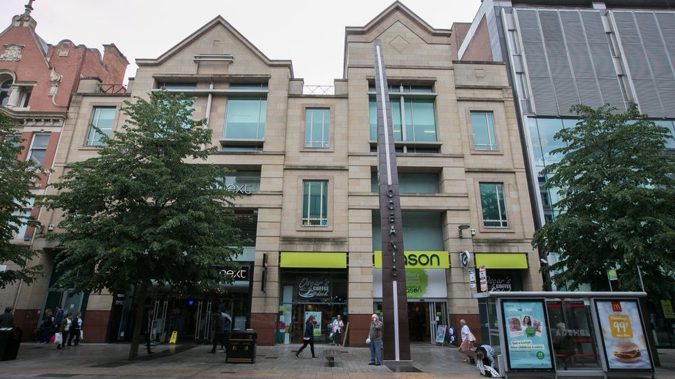 Paris firm in £16m Belfast retail property deal