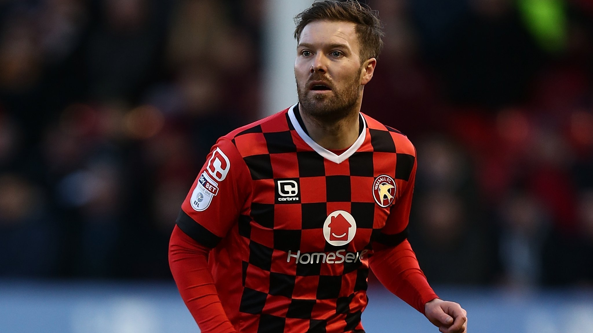 Scott Laird: Walsall re-sign defender on loan from Forest Green Rovers