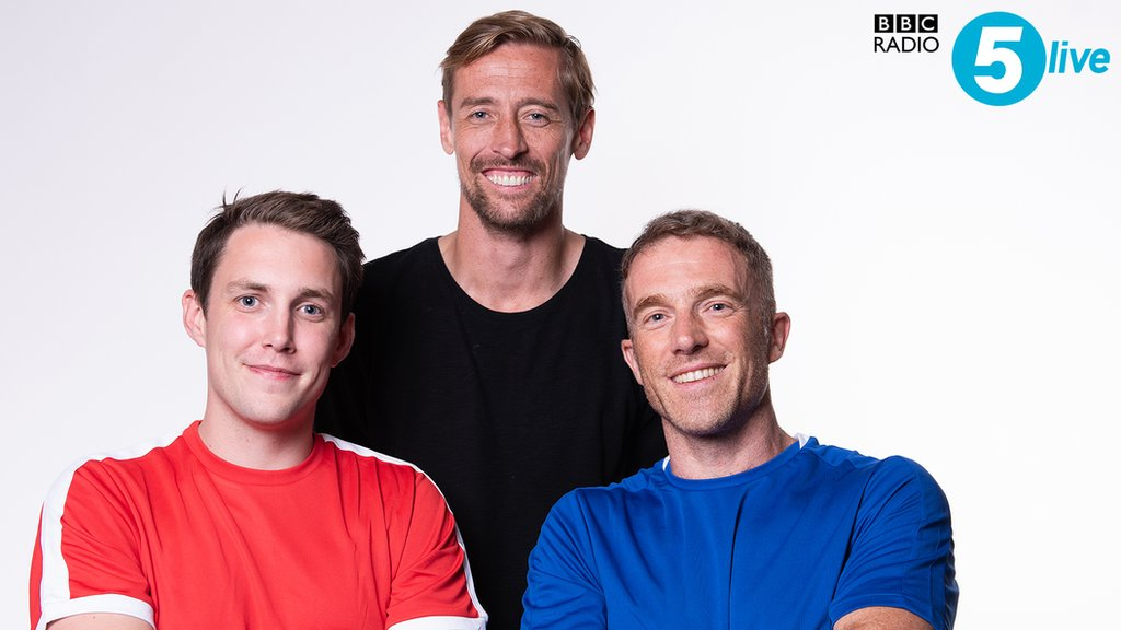 Beckham, Bierhoff, ping pong and Tord Grip - 10 things you didn't know about Crouch