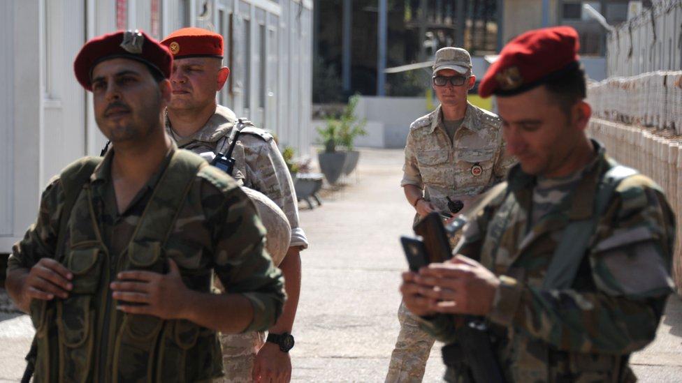 عسكريون روس يؤازرون الجيش السوري في طرطوس