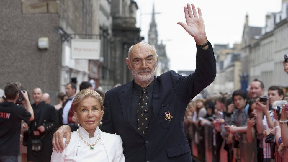 Film Legend Sean Connery has died aged 90!