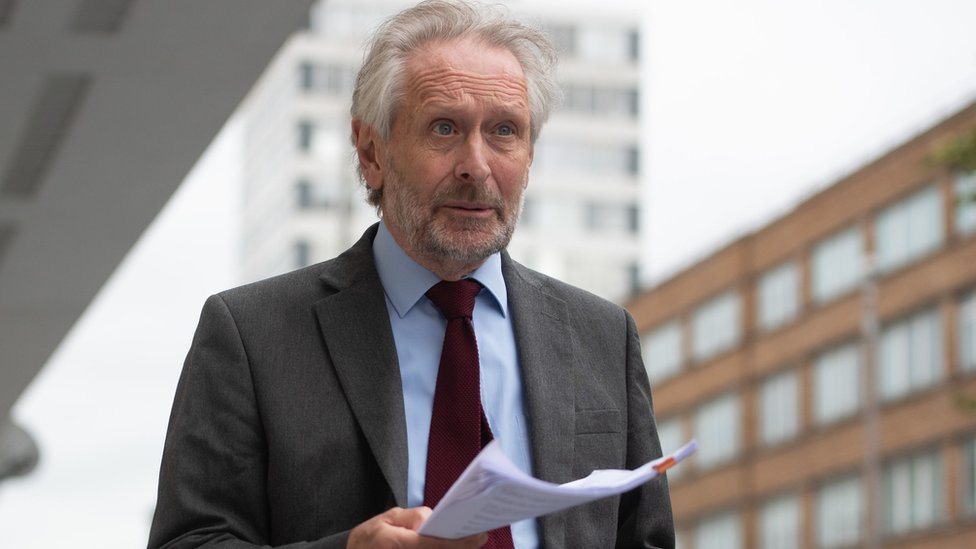 Sit Peter Soulsby