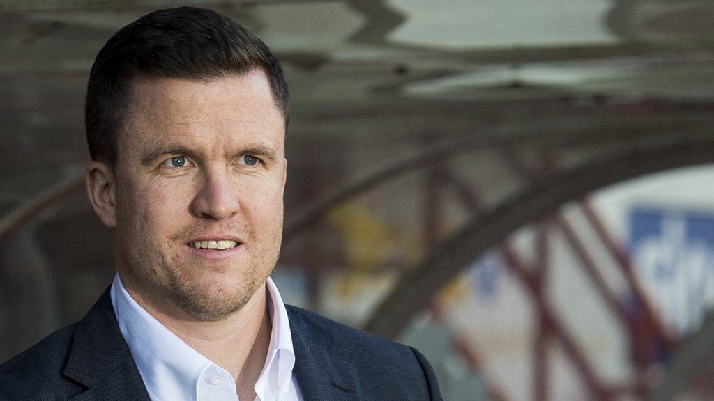 Gary Caldwell: New Partick Thistle manager says he's a 'better' manager