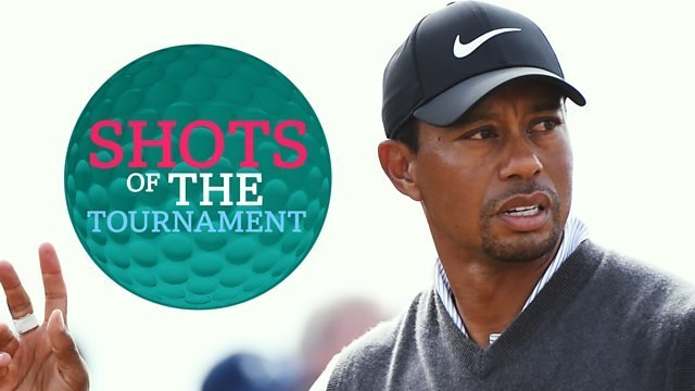 The Open 2018: 'Miraculous' eagles & vintage Tiger in shots of the tournament