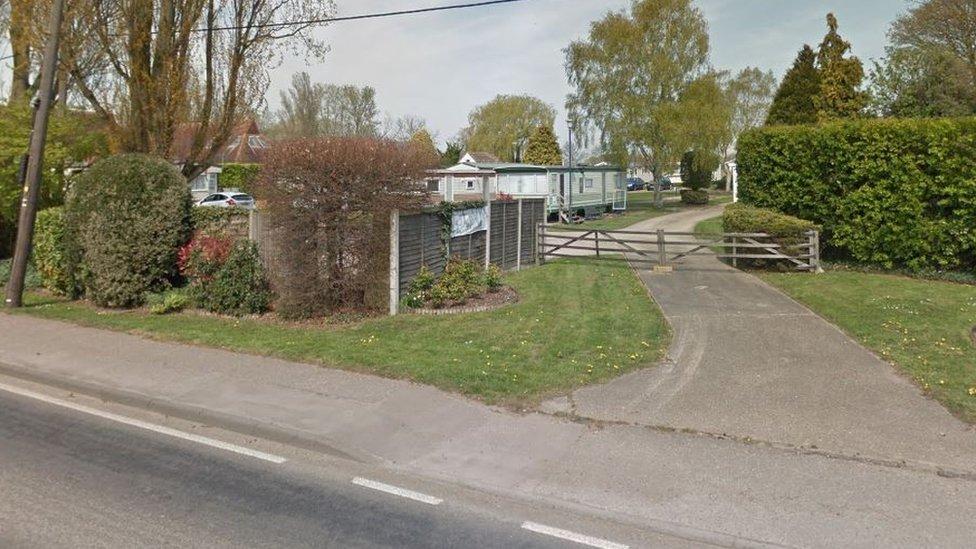 Elm Farm Country Park, Thorpe-le-Soken