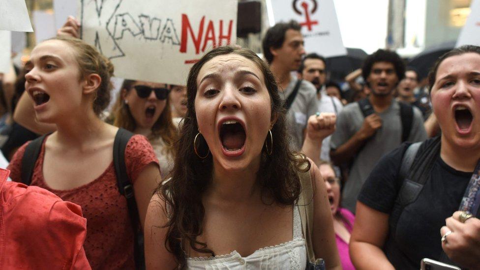 Protest Njujorku