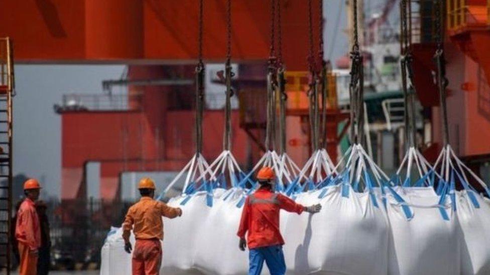 واردات صينية