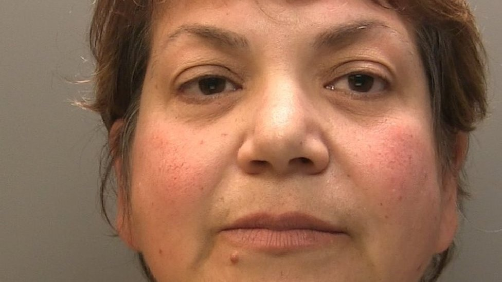 'Wicked' will fraud doctor Zholia Alemi jailed