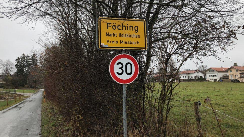 znak u Nemačkoj