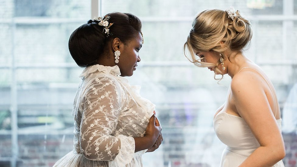Are our weddings too white?