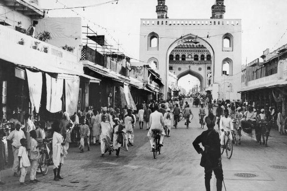 حيدر أباد، 1937