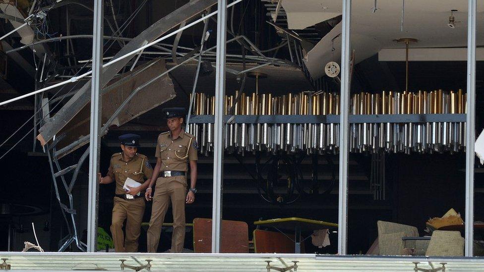 Sri Lanka explosions: Five Britons killed in blasts
