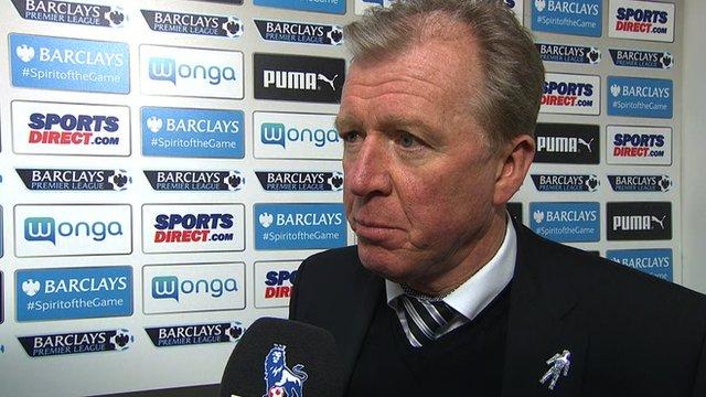 Newcastle 2-1 West Ham: McClaren pleased with Jonjo Shelvey impact