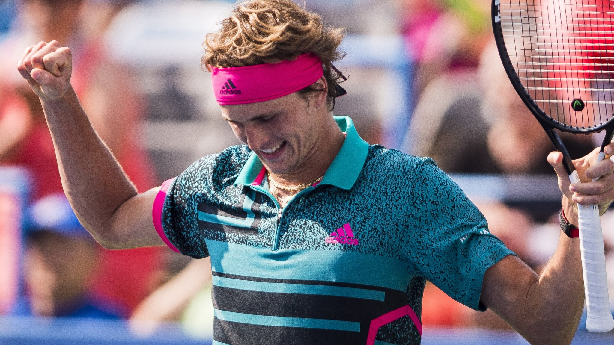 Washington Open: Alexander Zverev and Svetlana Kuznetsova win finals