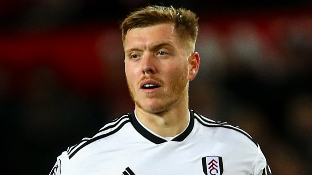 Alfie Mawson injured himself putting on boots, says Fulham manager Claudio Ranieri