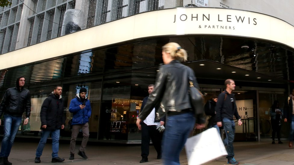 John Lewis Axes Third Of Top Jobs In Restructuring Bbc News