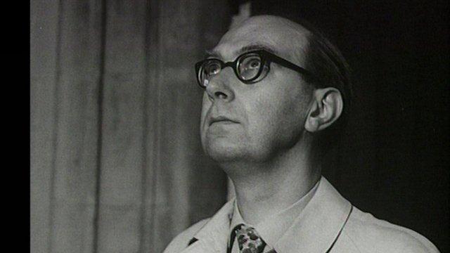 Poet Philip Larkin