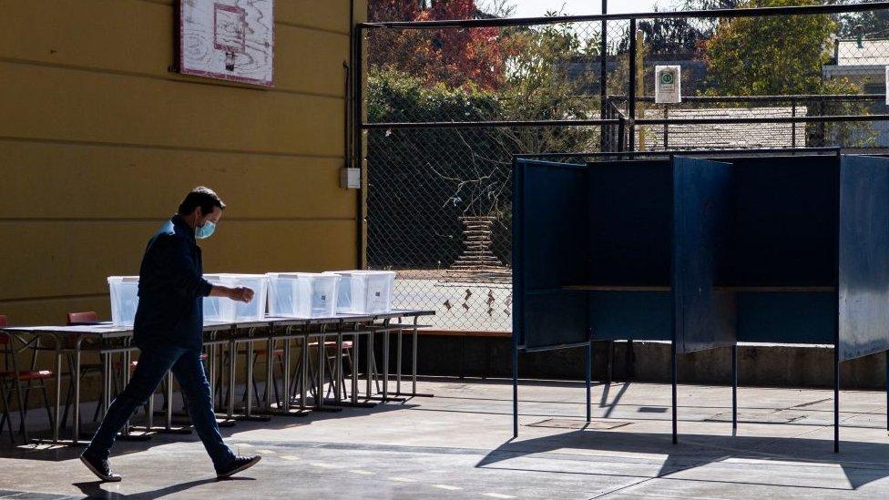 Elección en Chile