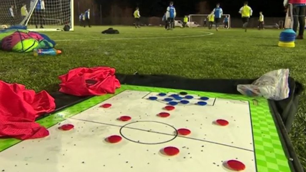 FA Youth Cup: Clevedon Town Under-18s face 'special' Manchester City tie