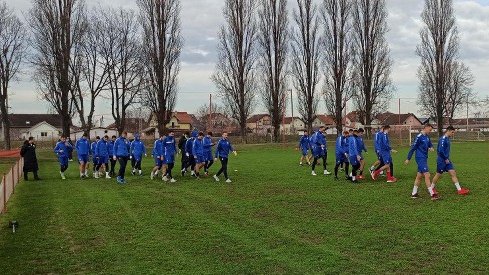 Vojvodina, fudbal