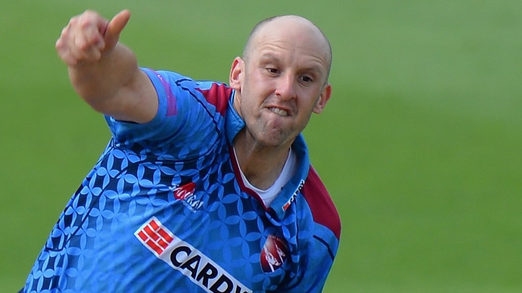 Kent's ex-England off-spinner Tredwell retires