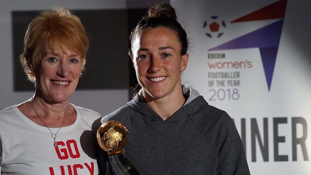 BBC Women's Footballer of the Year 2018: Lucy Bronze wins award