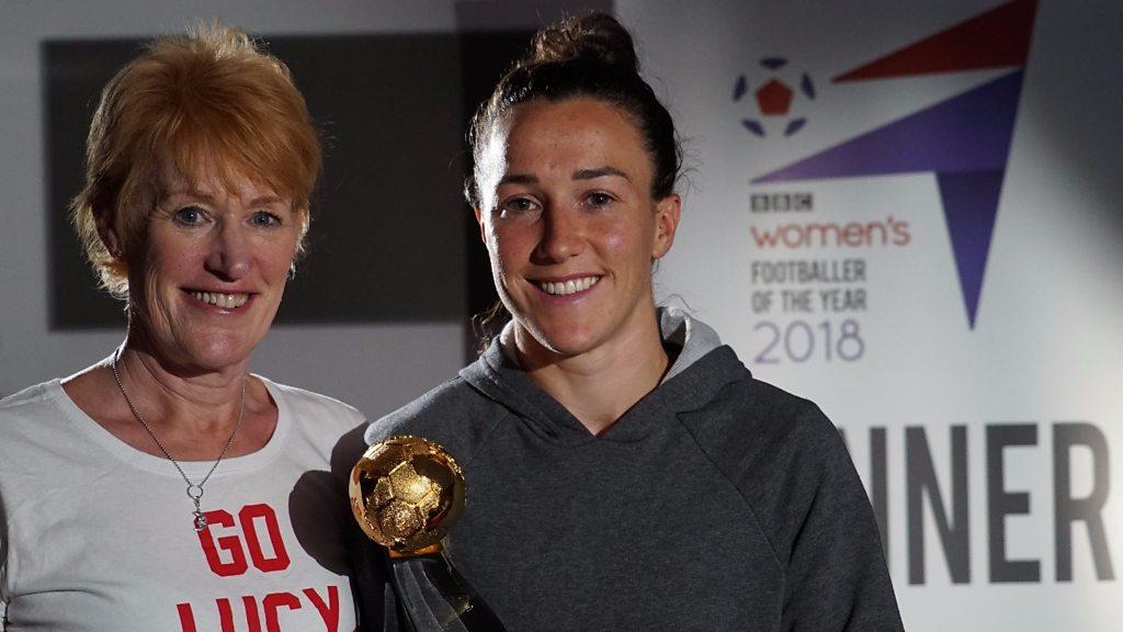 BBC Women's Footballer of the Year 2018: Lucy Bronze wins award