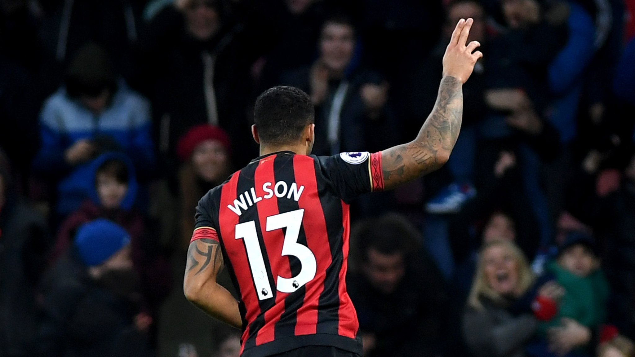 Bournemouth 2-0 West Ham: Callum Wilson & Joshua King on target in Cherries win