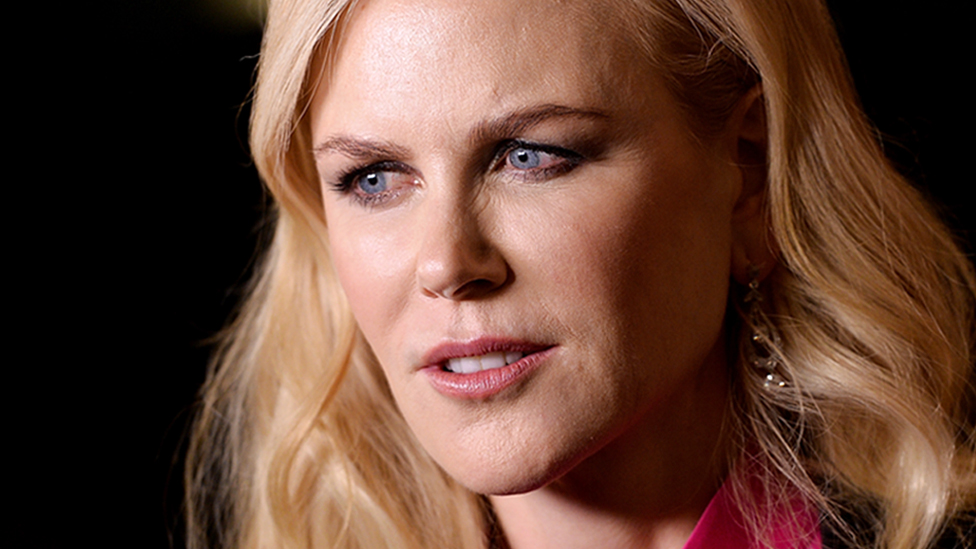 Kidman: 'Cruise marriage protected me from harassment'
