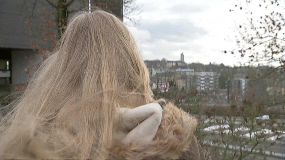 Muriel, Cologne victim