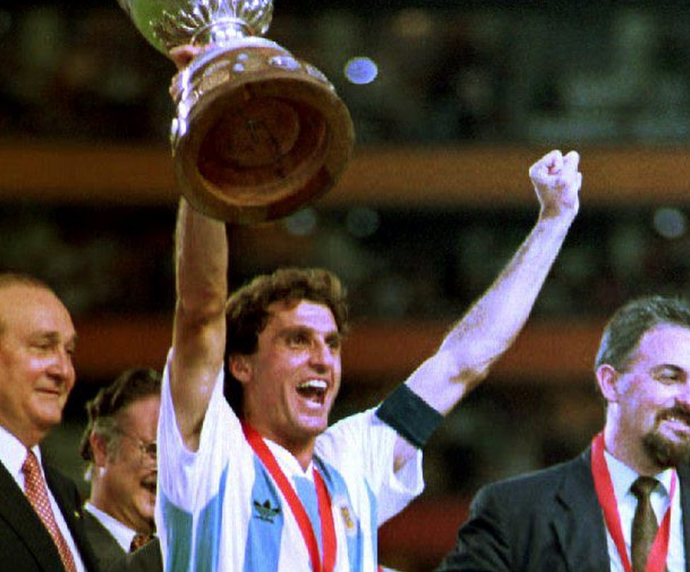 Ruggieri campeón 1993