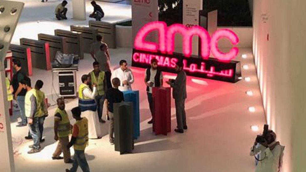 دار للسينما بدأت في استقبال المشاهدين