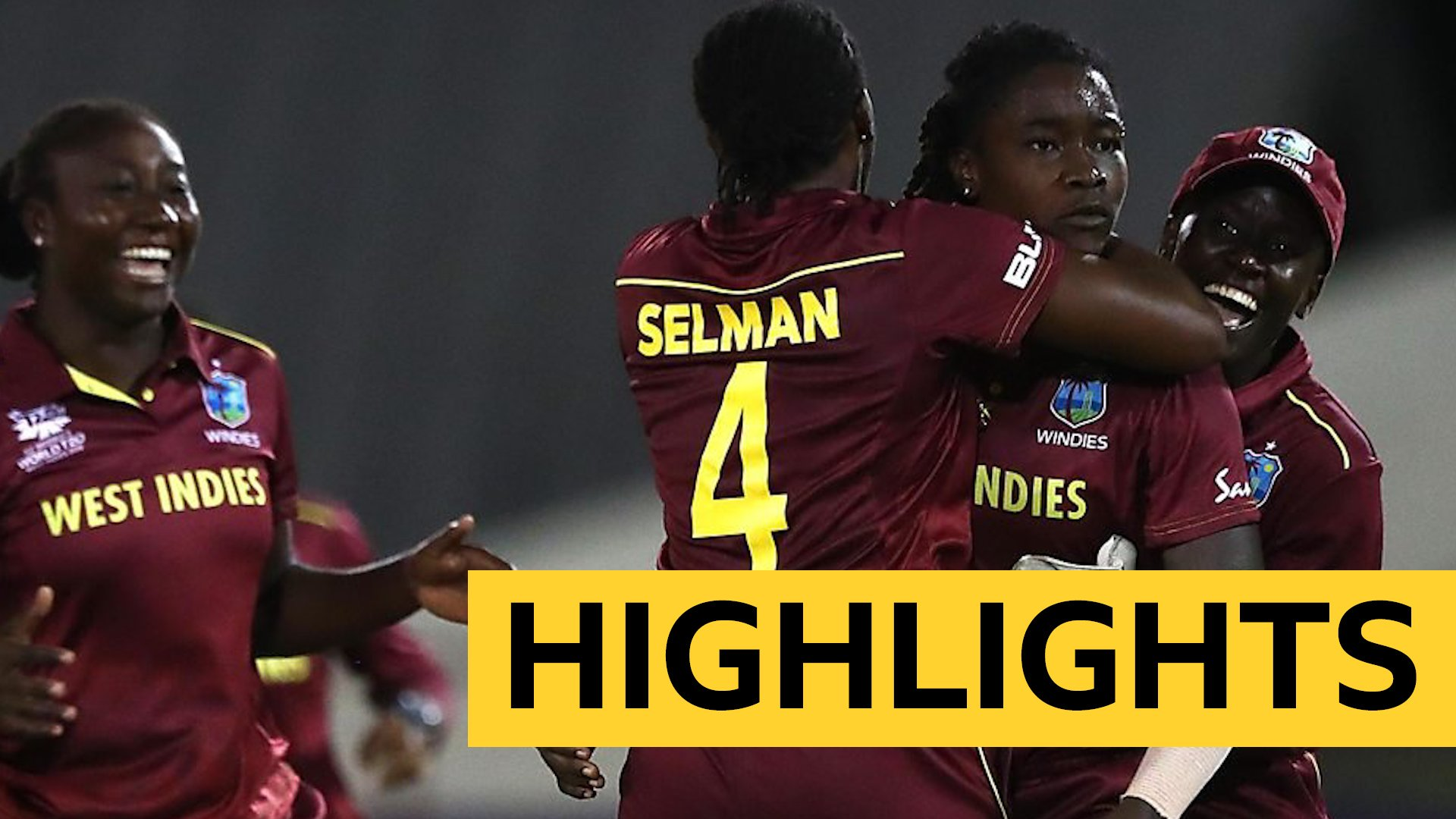 Women's World T20: West Indies show 'Caribbean flair' in South Africa win