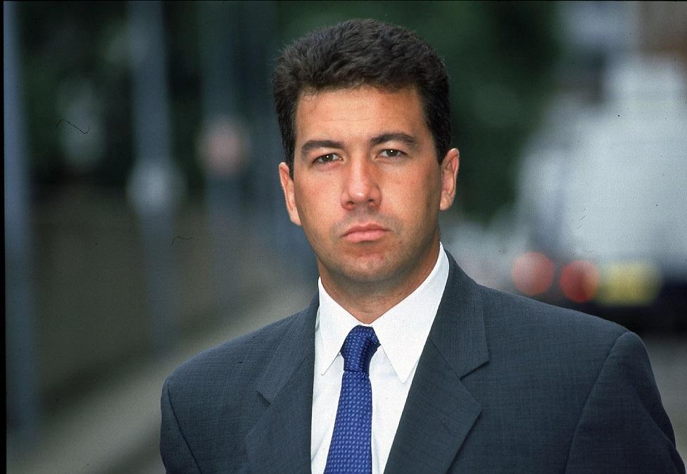 2003年的尼克·布萊恩特。